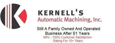 Kernell's Automatic Machining